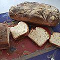 Mon premier pain de mie