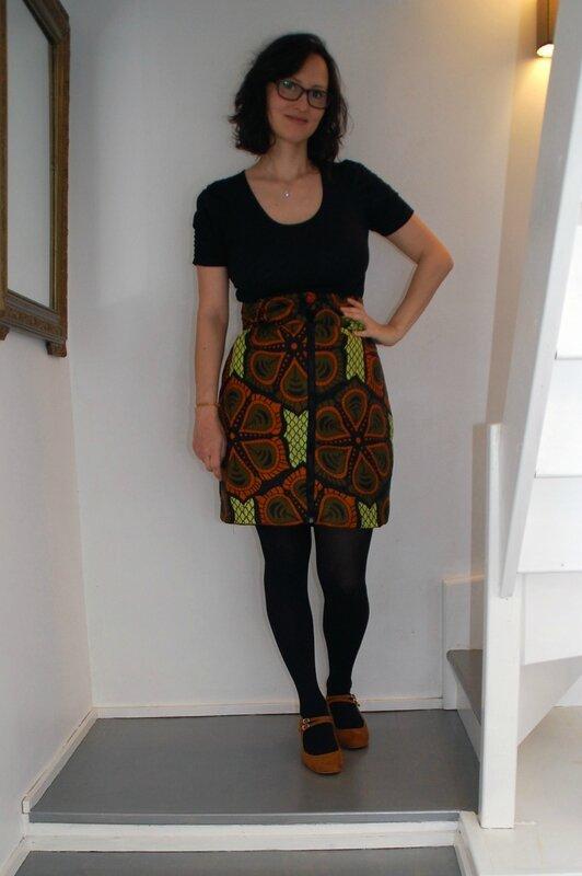 Maud jupe taille très haute trio 01