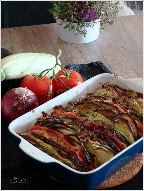 Tian de Légumes d'Eté au Brillat-Savarin 002