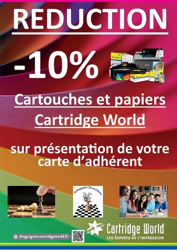 Affiche Cartridge World