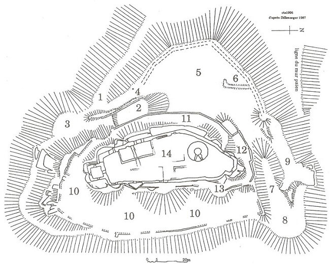plan-chateau-fort-frankenbourg-topham-smith