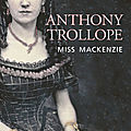 *** miss mackenzie - anthony trollope