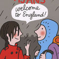 15 ans, welcome to england, écrit par sue limb