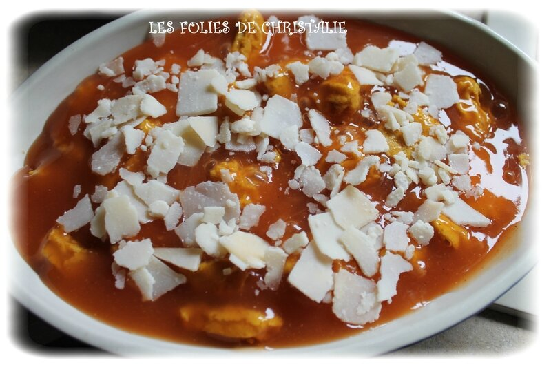 Gnocchis butternut gratin 3