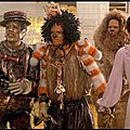 Nipsey Russell, Michael Jackson, Ted Ross, Diana Ross