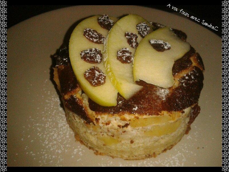 Gâteau pomme amande 0