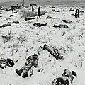massacre des Indiens à Wounded Knee