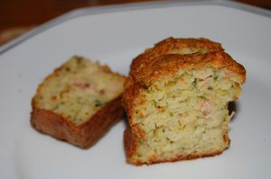 cake saumon courgette2
