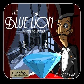 Boutique jeux de société - Pontivy - morbihan - ludis factory - Blue lion
