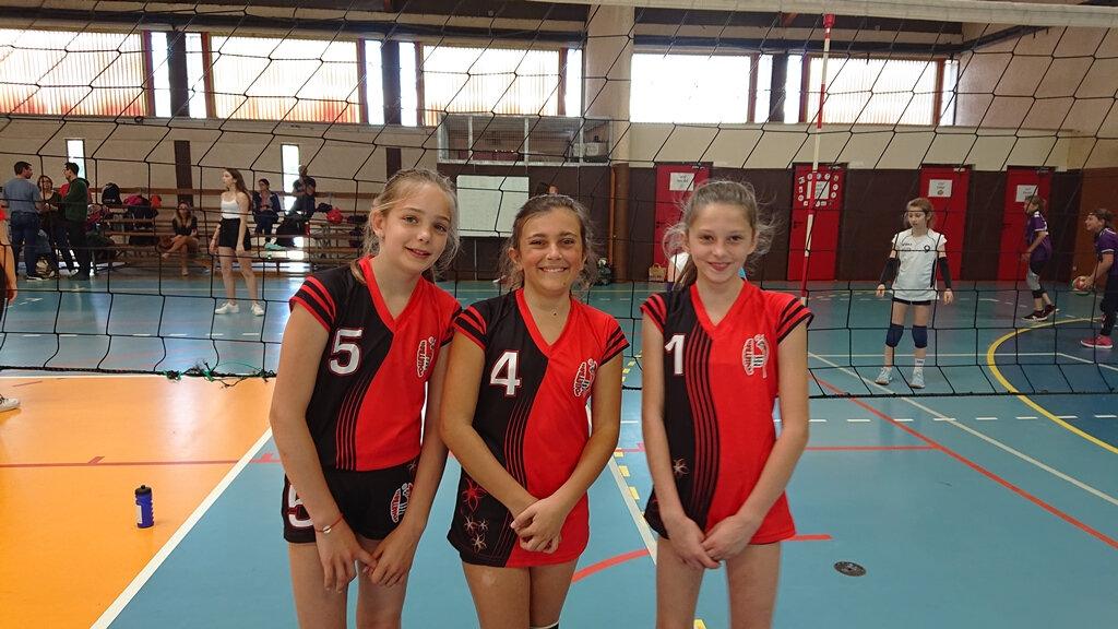 Victoire des M11 filles en finale régionale Nouvelle Aquitaine Zone Sud !