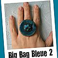 Big bag bleue 2 (B141)