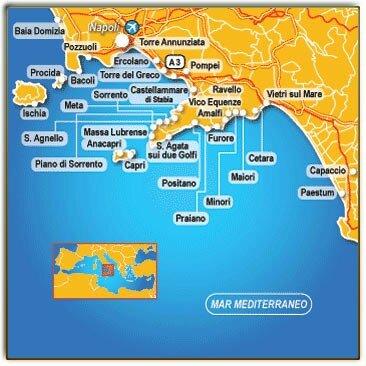 Vacances Sur La Cote Amalfitaine
