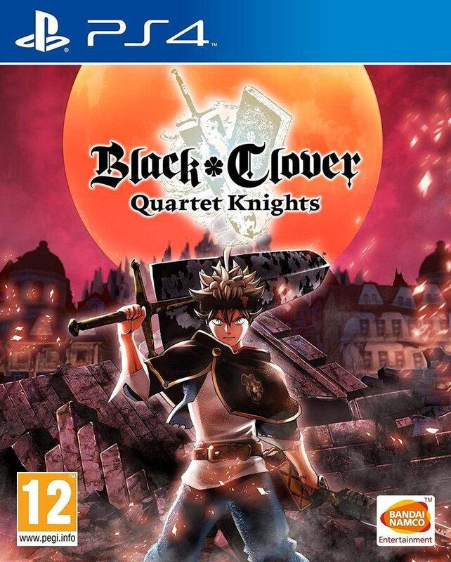 Black Clover PS4