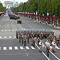 14 juillet : le fn forme un collectif contre la présence de soldats algériens