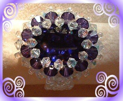 ok nocturne purple velvet cristal AB