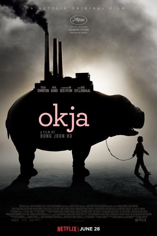 Okja affiche