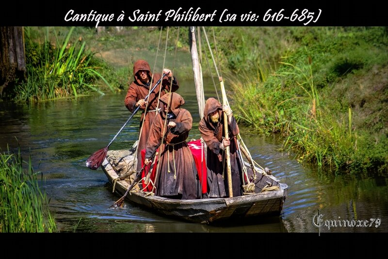 Cantique à Saint Philibert (sa vie 616-685) (2)