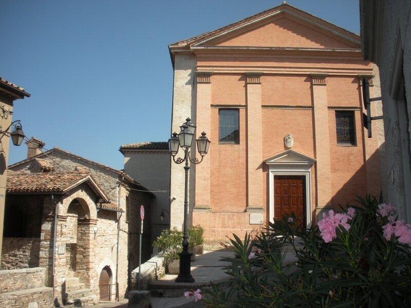 FOSSATO DI VICO (église)