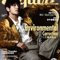 Huang xiao ming for esquire