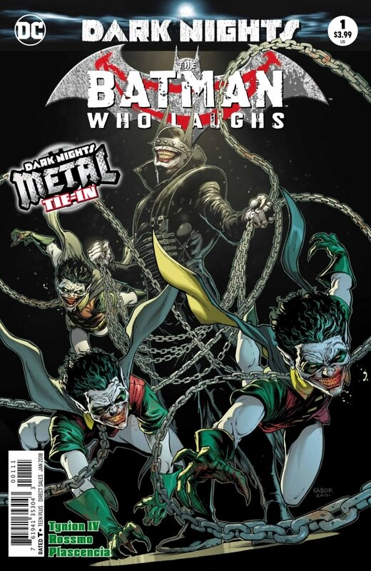 dark nights metal the batman who laughs