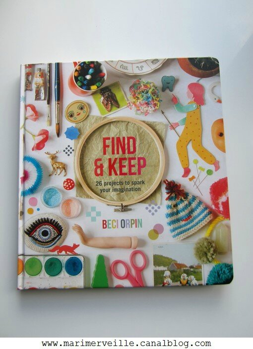 Find and keep - marimerveille