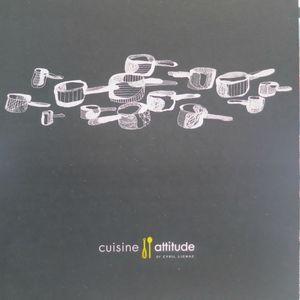 Cuisine Attitude Logo J&W