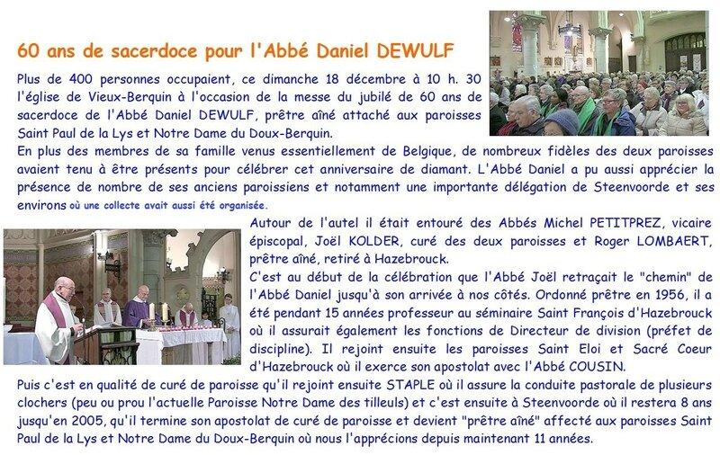 Abbé Daniel 1