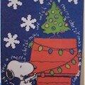 261 - Snoopy Noël