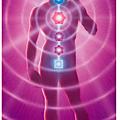 La flamme violette purifie la substance et les énergies de la vie - décret