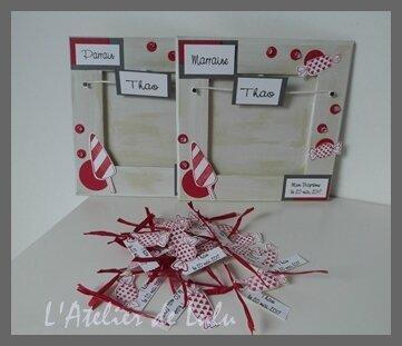 decoration personnalise bonbon bapteme