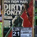 Uncommonmenfrommars & dirty fonzy - la rochelle - lundi 21 mars - 5€