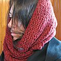 snood bordeaux 006