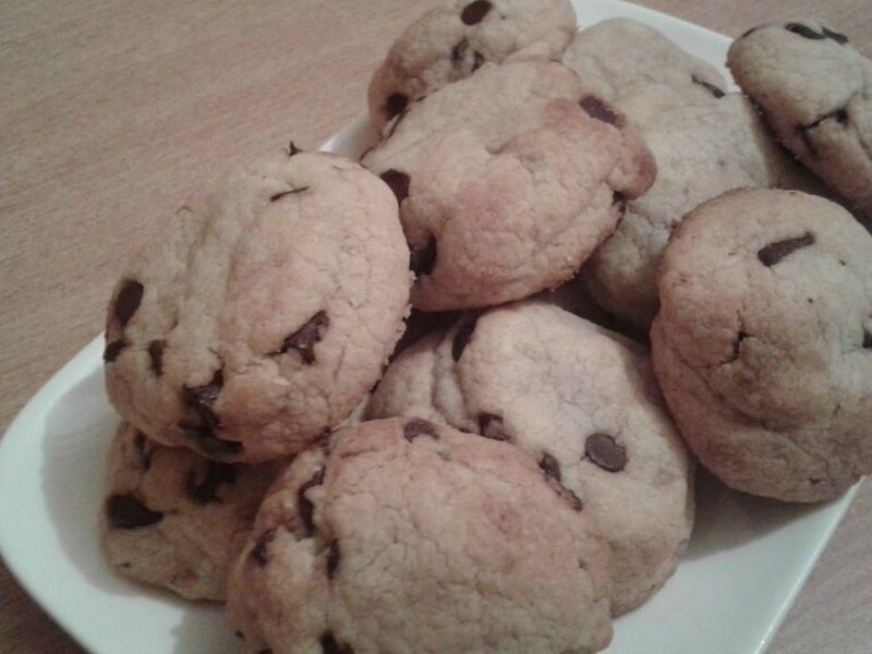 biscuits choco noisettes 2