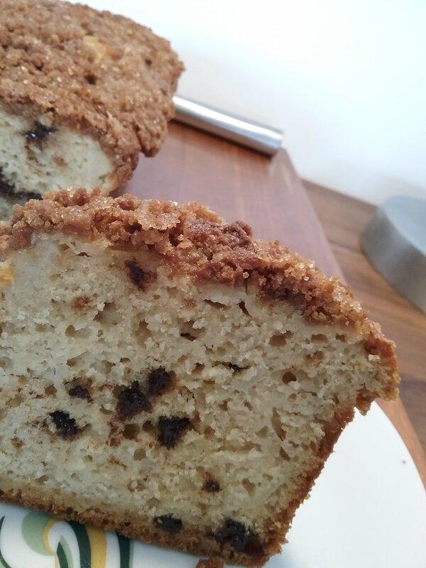Cake croustillant aux poires râpées et aux spéculoos 118