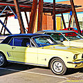 Ford Mustang Spring Time Yellow_01 - 1966 [USA] HL_GF