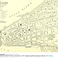 New york 1728, bradford map