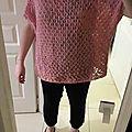 Mon dernier tricot