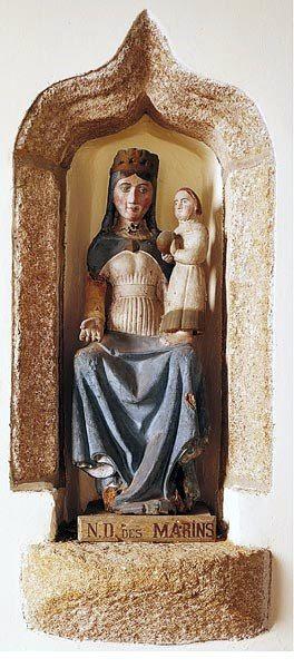 Perros Guirec, Notre Dame des Marins