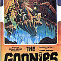 The goonies sur amstrad cpc