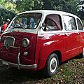 FIAT 600 Multipla 1957 Liège (1)