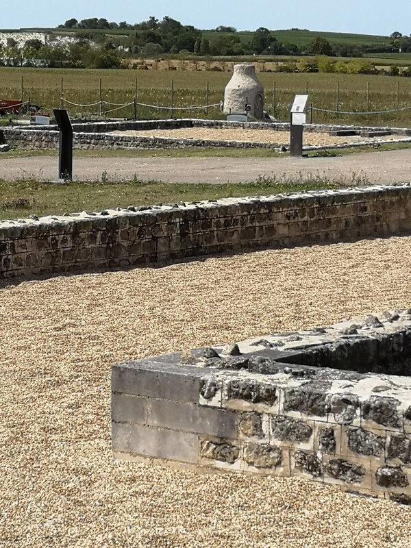 Site gallo-romain de Barzan, dit du Fâ 3