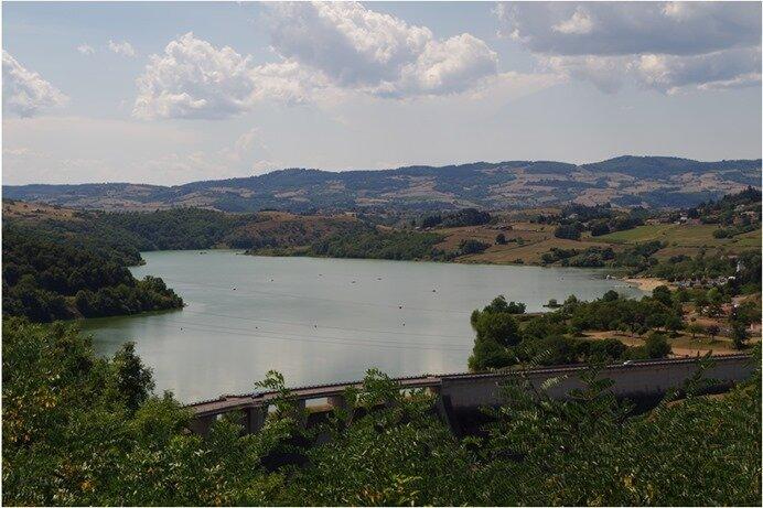 15 lac de Villerest
