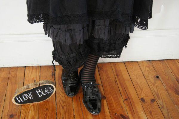 i love black 3