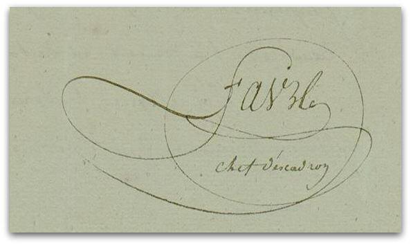 Favre signature z
