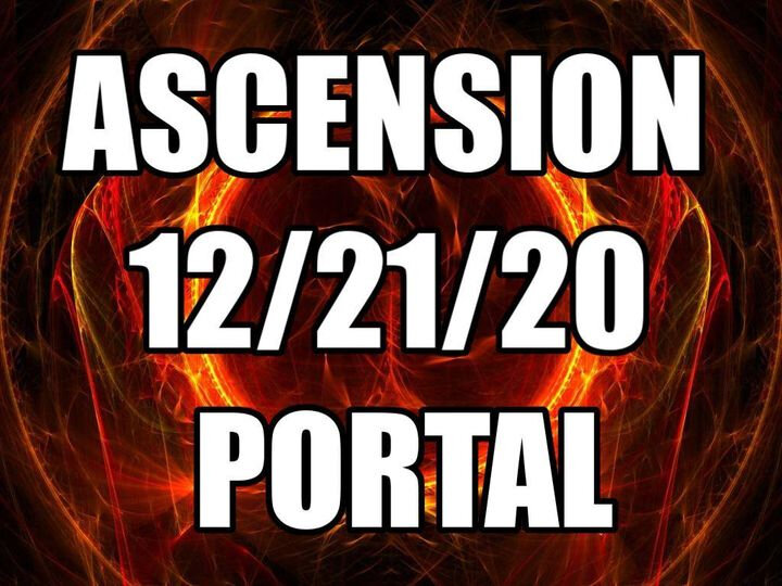 Ascension 21-12-2020