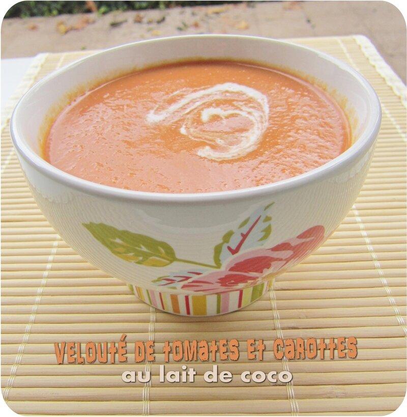 velouté tomates carottes coco (scrap)