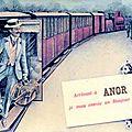 Anor - carte-souvenir