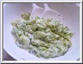0082 - concombre à la crème