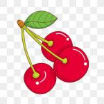 pngtree-cartoon-cherry-commercial-element-cherryfruitfruit-cherrydelicious-cherrydelicious-png-image_572244