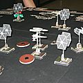 Championnat de france et d'europe 2012 star wars miniatures